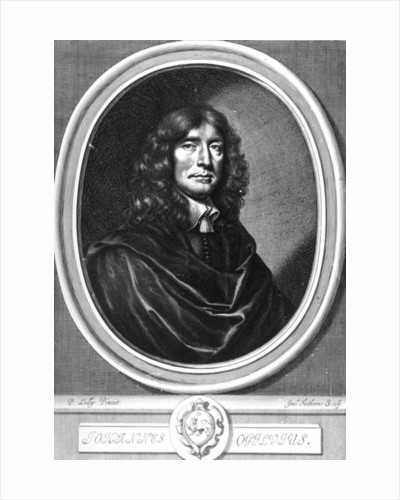 John Ogilby, frontispiece to 'Works of Publius Virgilius Maro' by Sir Peter Lely