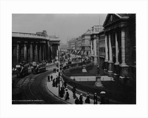 Trinity College Dublin by Irish Photographer