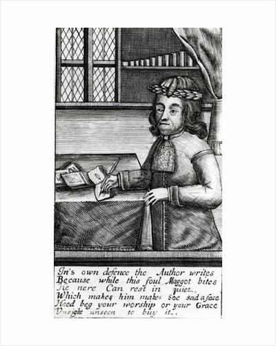 Satire of John Wesley by English School