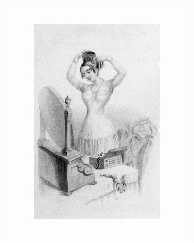 The benefits of Mrs. Nicholas Geary's Corsets by English School