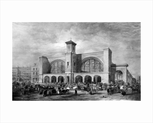 King's Cross Station by English School