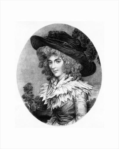Henrietta Ponsonby, Countess of Bessborough, early C19th by English School