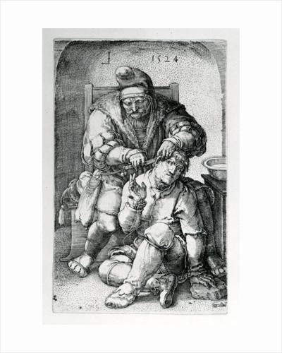 The Surgeon by Lucas van Leyden