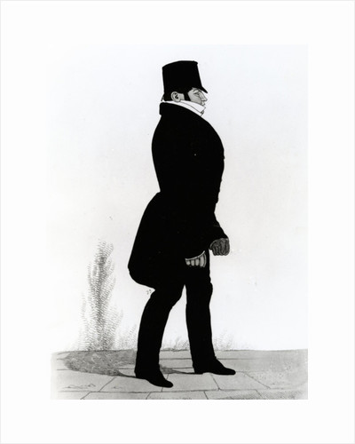 William Arden, 2nd Baron Alvanley 'Going to White's' by Richard Dighton