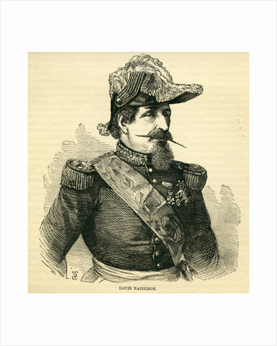 Louis-Napoleon Bonaparte by Anonymous