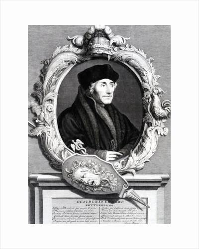 Desiderius Erasmus of Rotterdam by Anonymous
