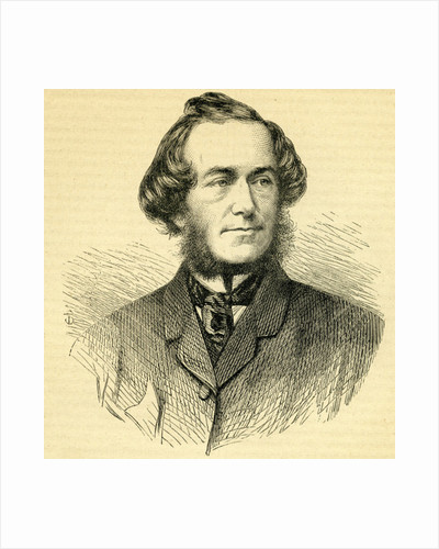 John Leech by English School