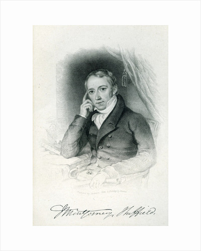 James Montgomery by Thomas Barber