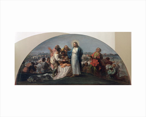 Francisco jose de goya y lucientes posters francisco for Loaves and fishes san jose