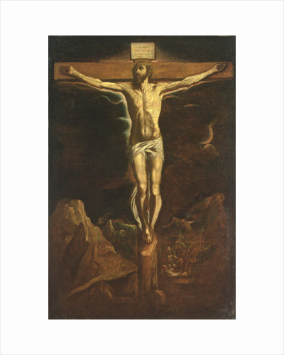 Christ on the Cross by Orazio Borgianni