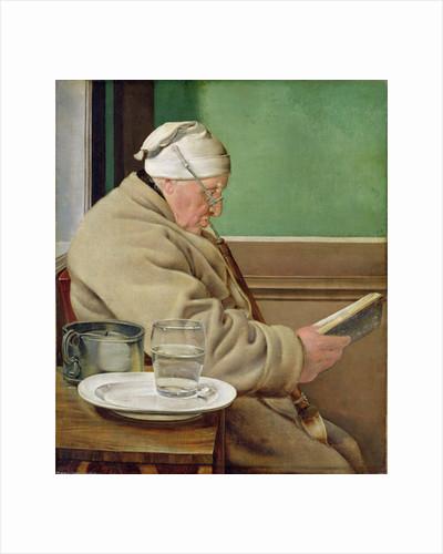 Portrait of the Judge Jacob Wilder by August Krafft