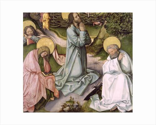Christ in Gethsemane by Hans Leonard Schaufelein