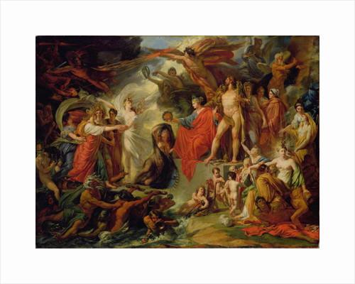 The Triumph of Civilization by Jacques Reattu