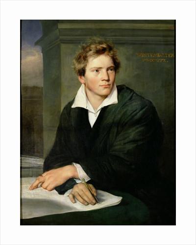 Karl Josef Berkmüller by Franz Xaver Winterhalter
