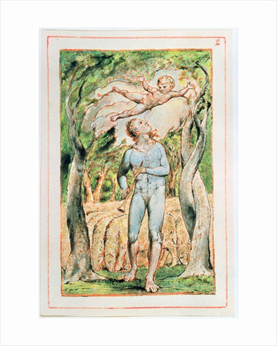 Songs of Innocence: the Piper by William Blake