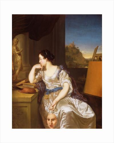 Pictura by Frans van Mieris