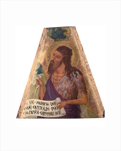 St. John the Baptist by Ambrogio Lorenzetti