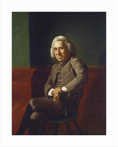 Eleazer Tyng by John Singleton Copley