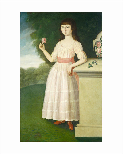 Anna Maria Cumpston by Charles Peale Polk