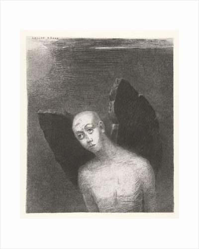 The Fallen Angel by Odilon Redon