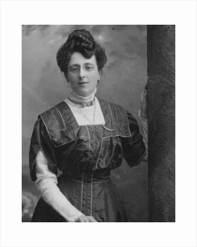 Lucy Maud Montgomery, c.1910 by Anonymous