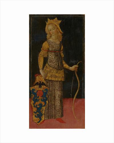 Oenone, 1460s by Francesco di Giorgio Martini
