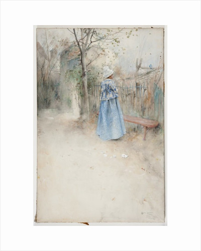 Autumn by Carl Larsson