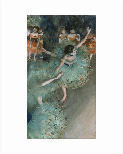 Swaying Dancer by Edgar Degas