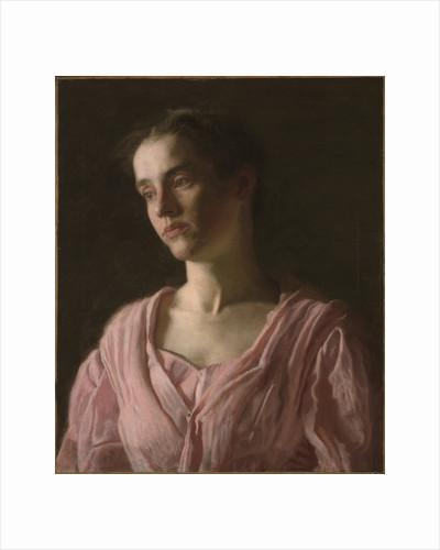 Maud Cook, 1895 by Thomas Cowperthwait Eakins