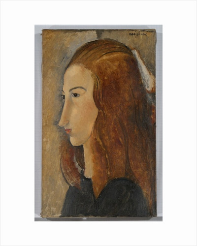 Portrait of a Young Woman, 1918 by Amedeo Modigliani