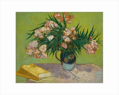 Oleanders, 1888 by Vincent van Gogh