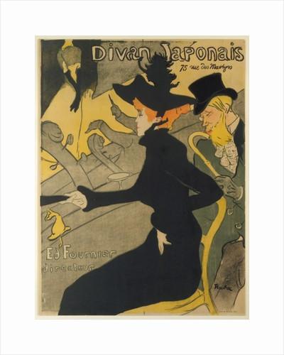 Toulouse lautrec posters toulouse lautrec prints for Divan japonais toulouse lautrec
