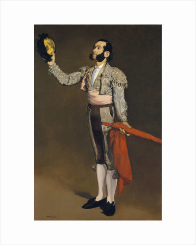 A Matador, 1866-67 by Edouard Manet