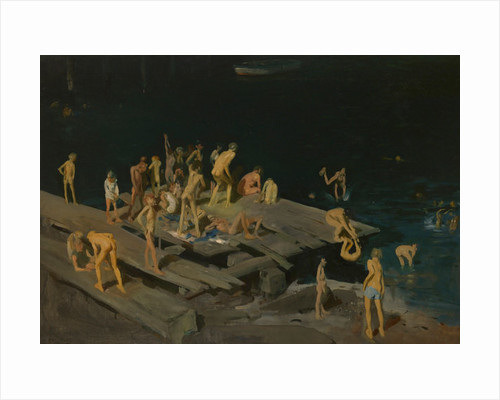 Forty-two Kids by George Wesley Bellows