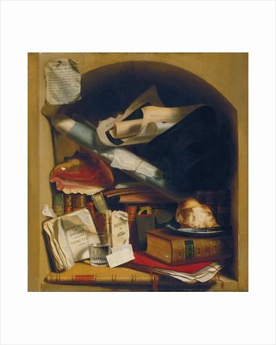 Poor Artist's Cupboard by Charles Bird King