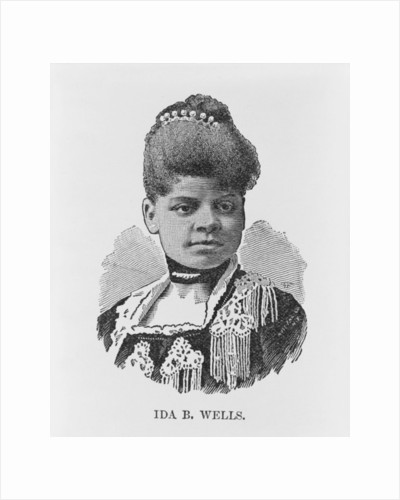 Ida B. Wells by American School