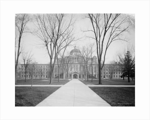 University Hall, University of Michigan by Detroit Publishing Co.