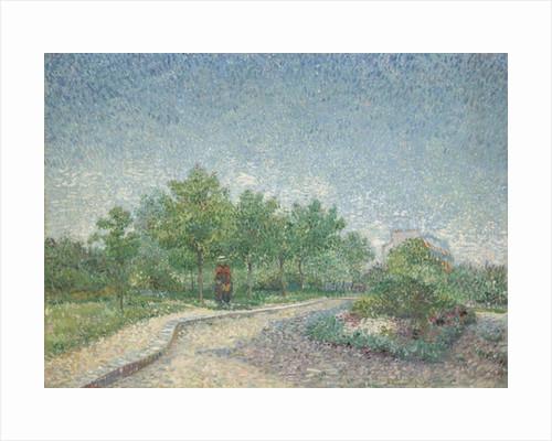 Square Saint-Pierre by Vincent van Gogh