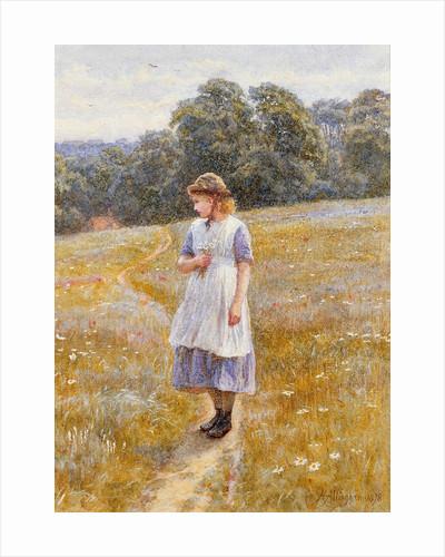 Daydreamer by Helen Allingham