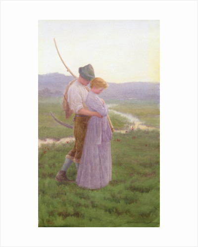 A Tender Moment by William Henry Gore