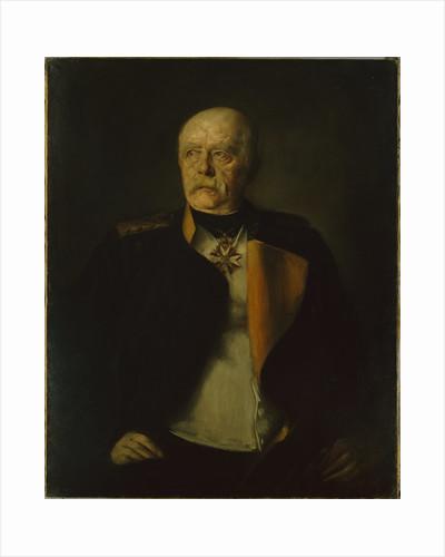 Otto von Bismarck by Franz Seraph von Lenbach