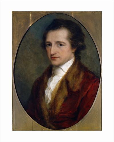 Johann Wolfgang von Goethe by Angelica Kauffmann