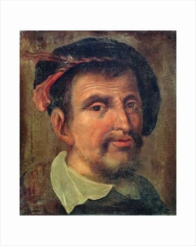 Ferdinand Columbus by Spanish School