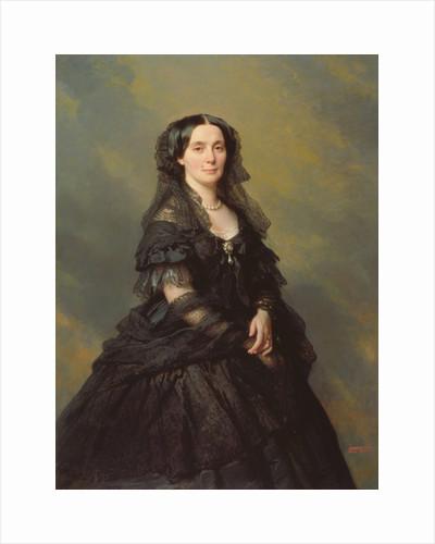 Princess Kotschoubey by Franz Xaver Winterhalter
