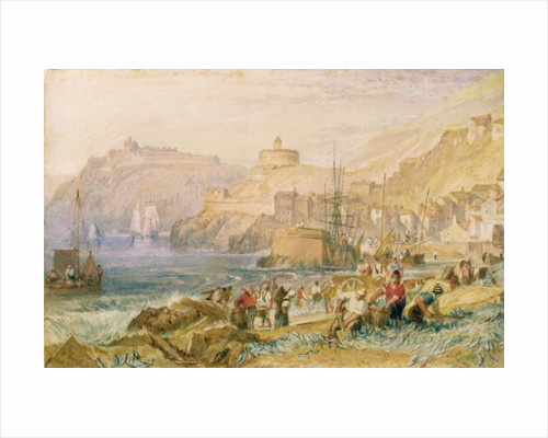 St. Mawes, Cornwall by Joseph Mallord William Turner