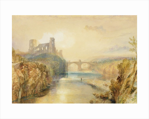 Barnard Castle by Joseph Mallord William Turner