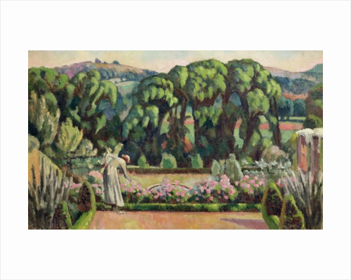 The Artist's Garden at Durbins by Roger Eliot Fry