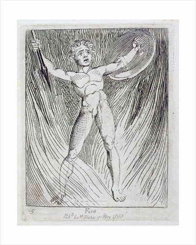 Fire by William Blake
