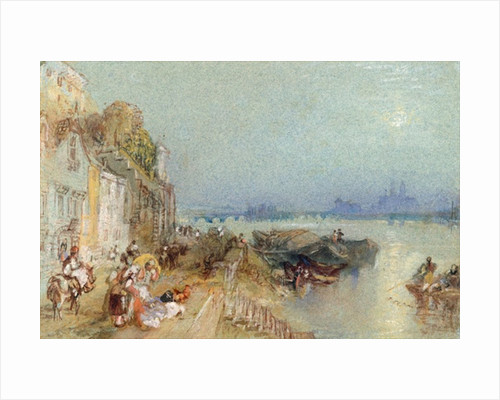 Andernach by Joseph Mallord William Turner