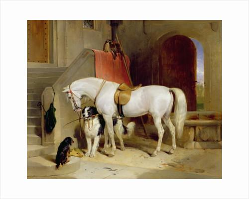 Prince George's Favourites by Sir Edwin Landseer
